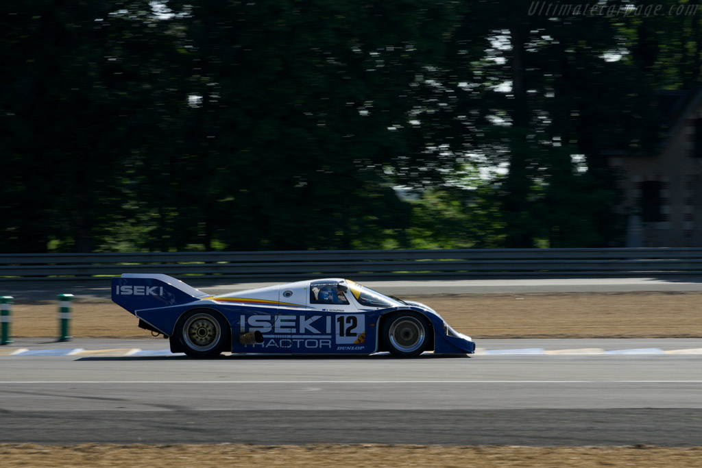 Porsche 956 - Chassis: 956-118   - 2014 24 Hours of Le Mans