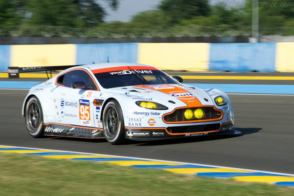 Porsche Super Cup    - 2014 24 Hours of Le Mans