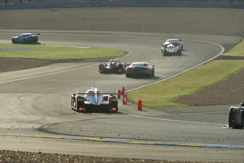Rebellion R-One Toyota    - 2014 24 Hours of Le Mans