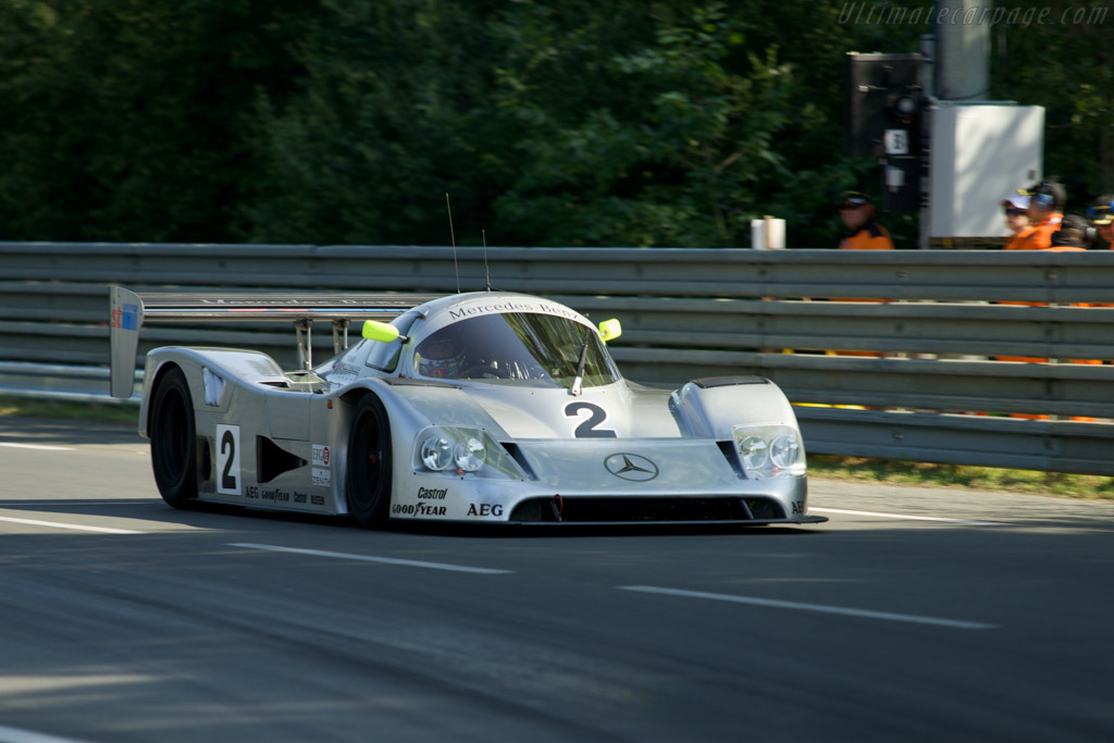 Sauber Mercedes C11 - Chassis: 90.C11.01 - Driver: Shaun Lynn  - 2014 24 Hours of Le Mans