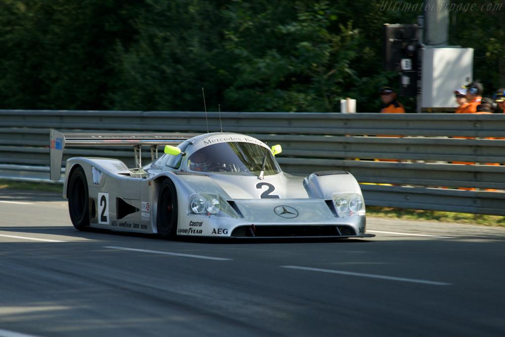 Sauber Mercedes C11 - Chassis: 90.C11.01 - Driver: Shaun Lynn  - 2014 24 Hours of Le Mans
