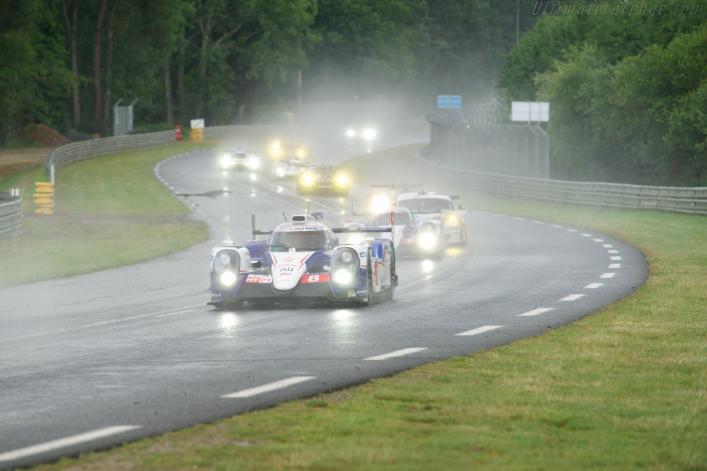 Toyota TS040 Hybrid    - 2014 24 Hours of Le Mans