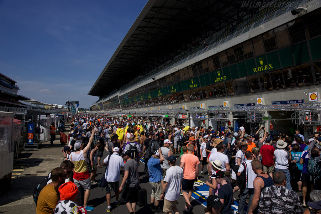 Welcome to Le Mans    - 2014 24 Hours of Le Mans