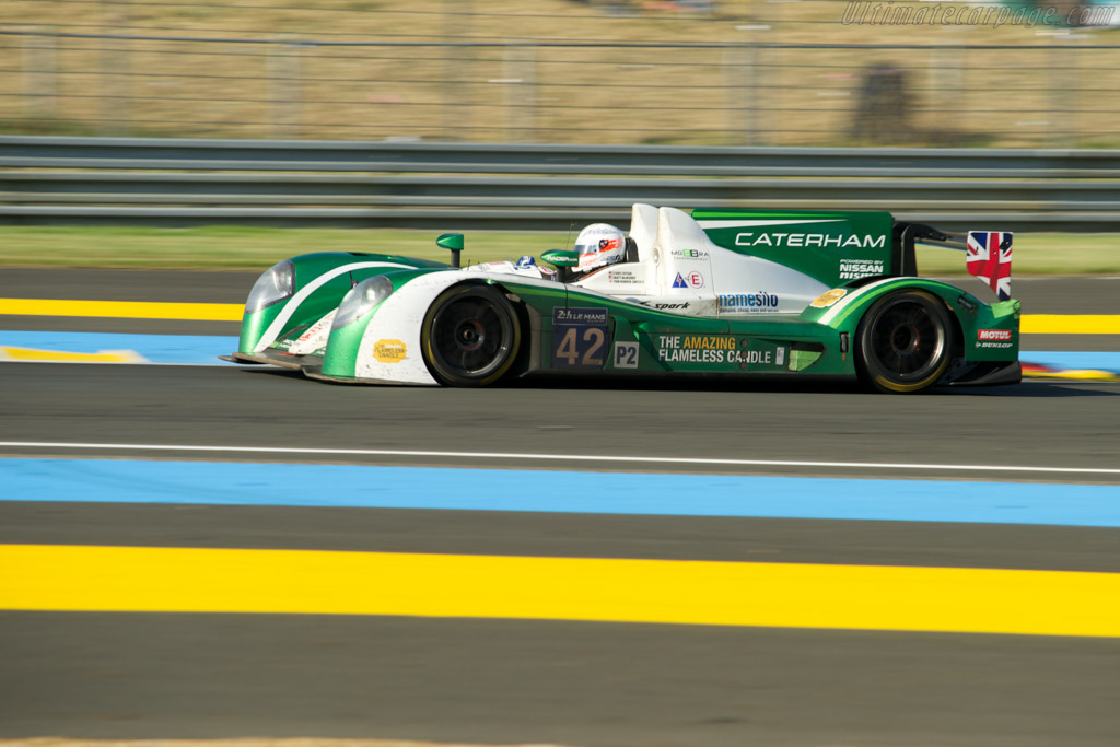 Zytek Z11SN Nissan    - 2014 24 Hours of Le Mans