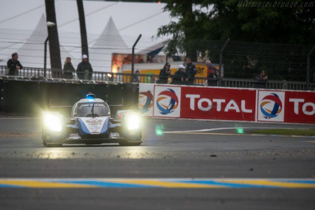 BR01 Nissan  - Entrant: SMP Racing - Driver: Vitaly Petrov / Victor Shaytar / Kiril Ladygin  - 2016 24 Hours of Le Mans
