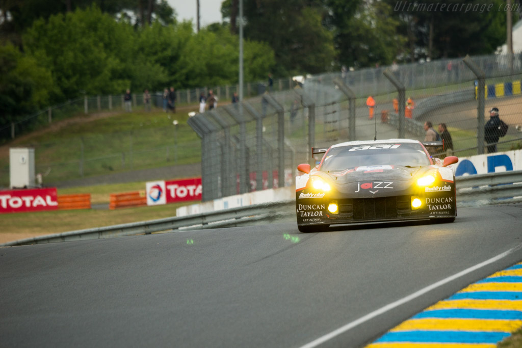 Chevrolet Corvette Z06  - Entrant: Team AAI - Driver: Johnny O'Connell / Oliver Bryant / Mark Patterson  - 2016 24 Hours of Le Mans