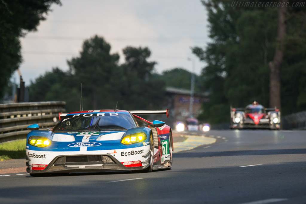 Ford GT - Entrant: Ford Chip Ganassi Team UK - Driver: Marino ...