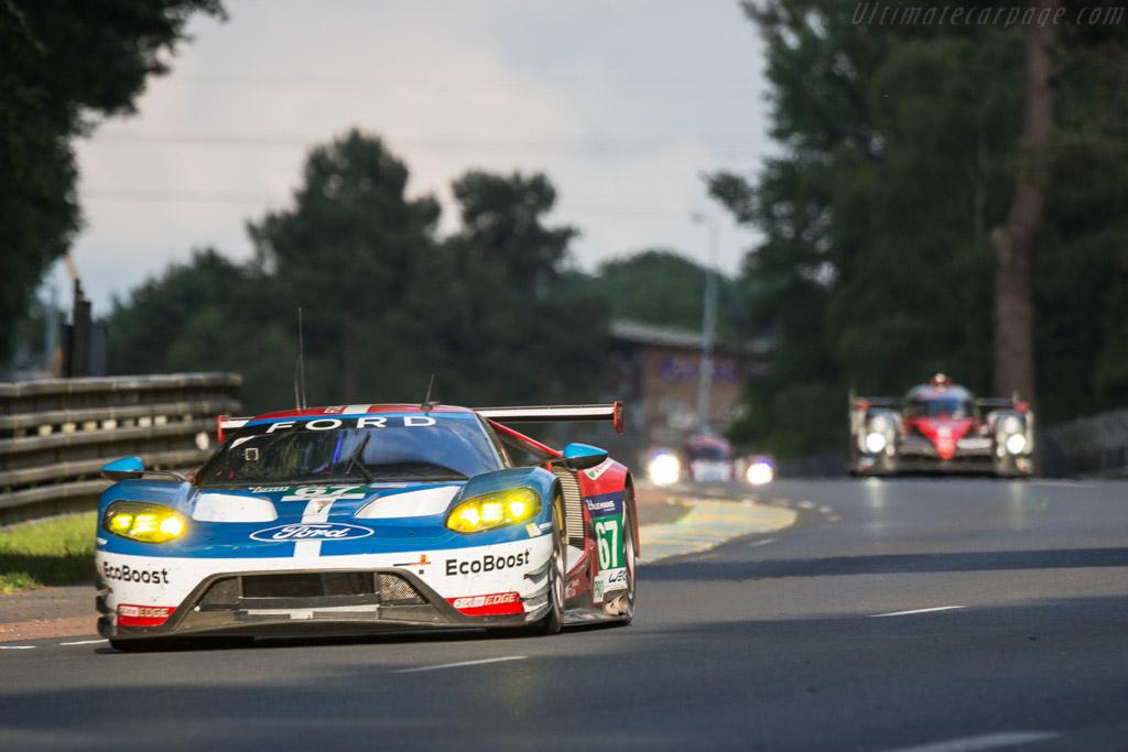 Ford GT - Entrant: Ford Chip Ganassi Team UK - Driver: Marino ...