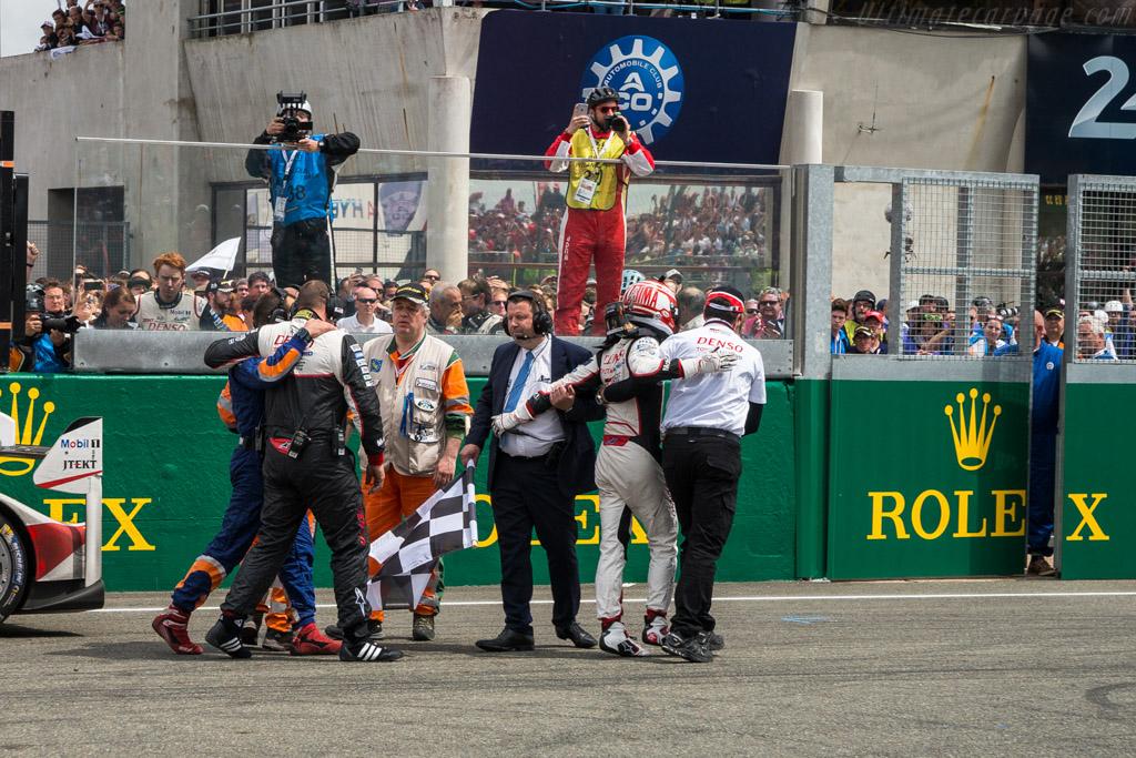 Heartbroken    - 2016 24 Hours of Le Mans