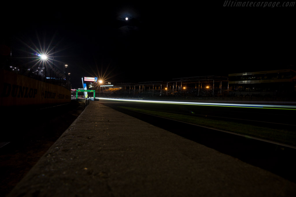 Le Mans by night    - 2016 24 Hours of Le Mans