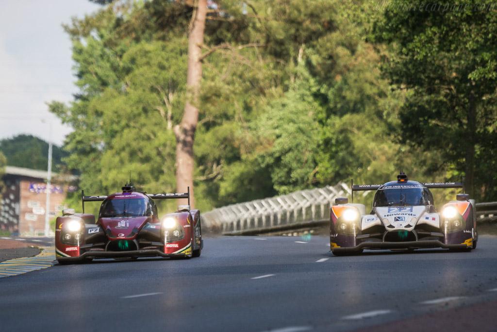 Ligier JS P2 Judd  - Entrant: SO24! by Lombard Racing - Driver: Vincent Capillaire / Erik Maris / Jonathan Coleman  - 2016 24 Hours of Le Mans