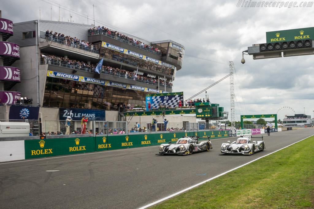 Ligier JS P2 Nissan  - Entrant: Extreme Speed Motorsports - Driver: Scott Sharp / Ed Brown / Johannes van Overbeek  - 2016 24 Hours of Le Mans