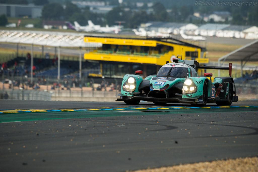 Ligier JS P2 Nissan  - Entrant: Panis Barthez Competition - Driver: Fabien Barthez / Paul Loup Chatin / Timothe Buret  - 2016 24 Hours of Le Mans