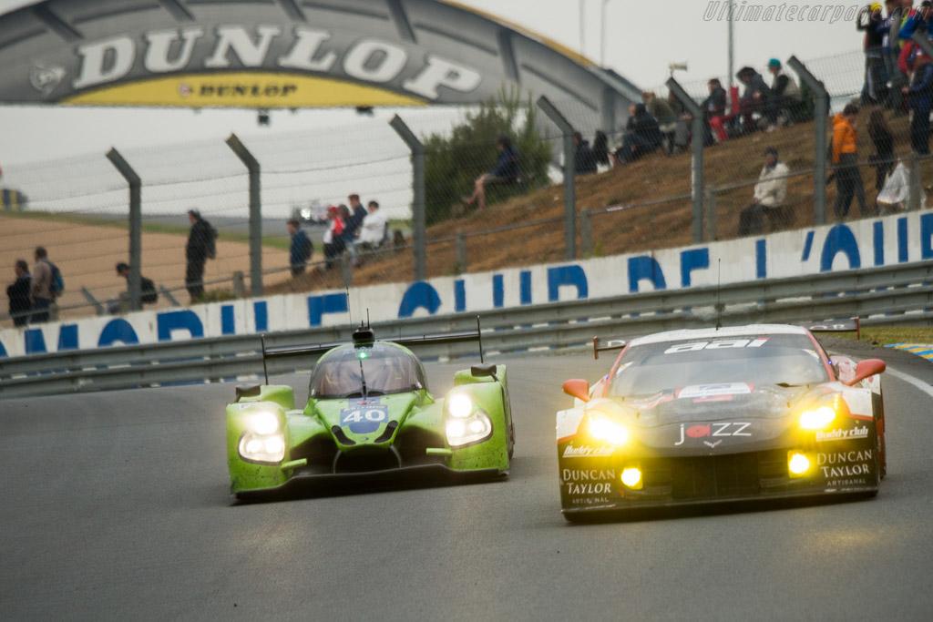 Ligier JS P2 Nissan  - Entrant: Krohn Racing - Driver: Tracy Krohn / Niclas Jonsson / Joao Barbaso  - 2016 24 Hours of Le Mans