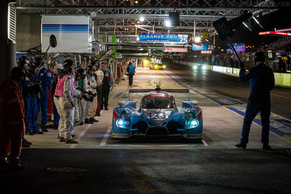 Ligier JS P2 Nissan  - Entrant: Algarve Pro Racing - Driver: Michael Munnemann / Christopher Hoy / Andrea Pizzitola  - 2016 24 Hours of Le Mans
