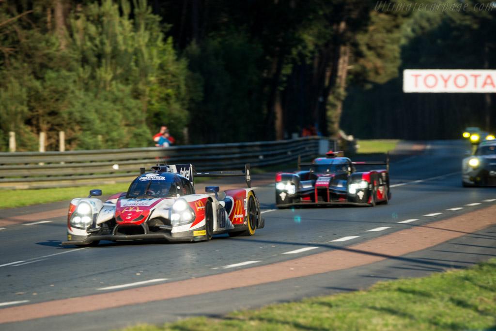 Ligier JS P2 Nissan  - Entrant: Greaves Motorsport - Driver: Memo Rojas / Julien Canal / Jakub Giermaziak  - 2016 24 Hours of Le Mans