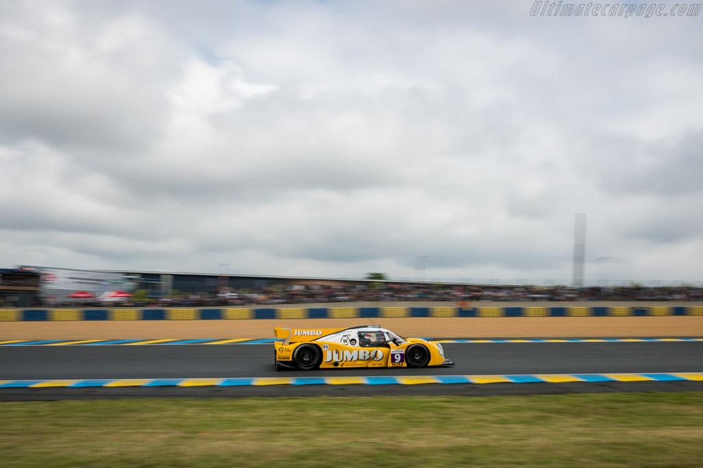 Ligier JS P3 Nissan  - Driver: Jan Lammers / Bernard van Oranje  - 2016 24 Hours of Le Mans