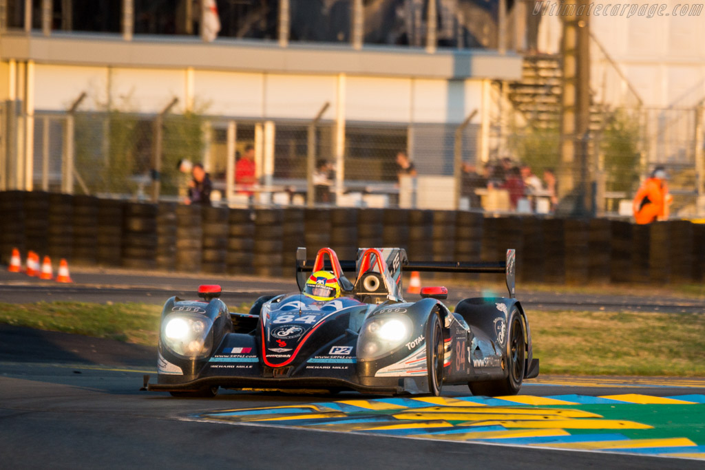 Morgan LMP2 Nissan  - Entrant: SRT41 by Oak Racing - Driver: Frederic Sausset / Christophe Tinseau / Jean-Bernard Bouvet  - 2016 24 Hours of Le Mans