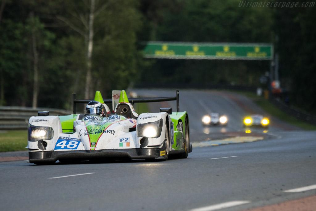 Oreca 03R Nissan  - Entrant: Murphy Prototypes - Driver: Ben Keating / Jeroen Bleekemolen / Marc Goossens  - 2016 24 Hours of Le Mans