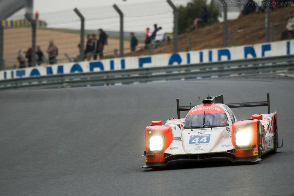 Oreca 05 Nissan  - Entrant: Manor - Driver: Tor Graves / Matthew Rao / Will Stevens  - 2016 24 Hours of Le Mans