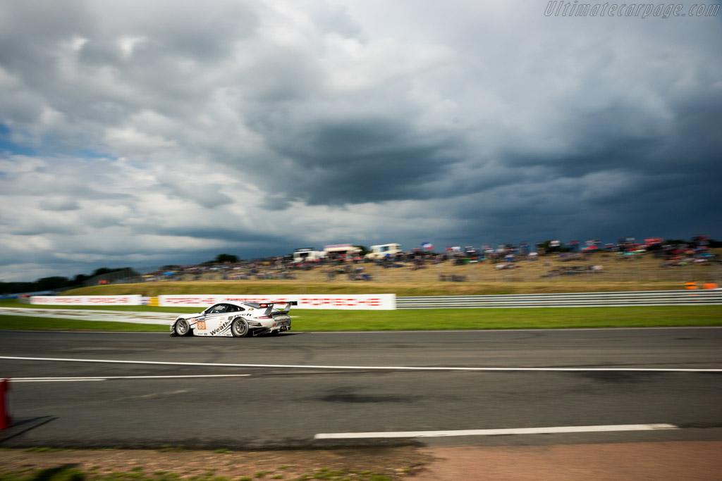 Porsche 911 RSR  - Entrant: Proton Competition - Driver: Cooper MacNeil / Leh Keen / Marc Miller  - 2016 24 Hours of Le Mans