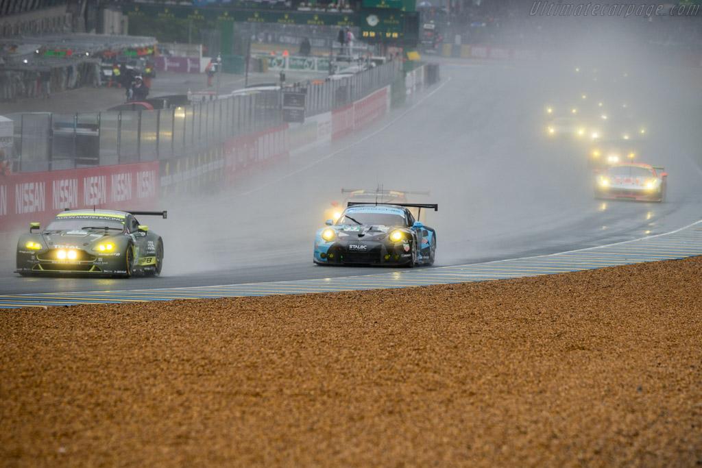 Porsche 911 RSR  - Entrant: Dempsey-Proton Racing - Driver: Richard Lietz / Michael Christensen / Philipp Eng  - 2016 24 Hours of Le Mans