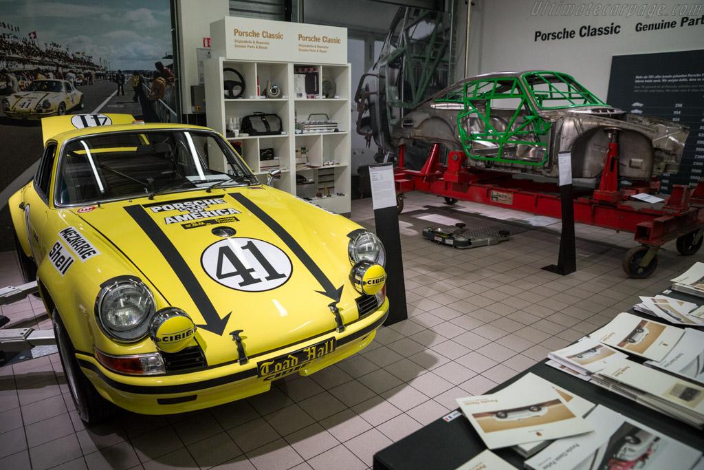Porsche 911 ST 2.5 - Chassis: 911 230 0538  - 2016 24 Hours of Le Mans