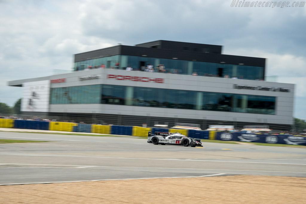 Porsche 919 Hybrid - Chassis: 1603 - Entrant: Porsche Team - Driver: Timo Bernhard / Mark Webber / Brendon Hartley  - 2016 24 Hours of Le Mans