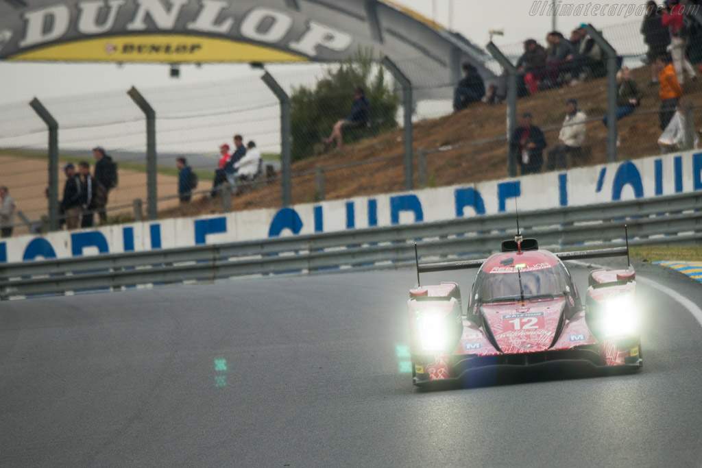 Rebellion R-One AER  - Entrant: Rebellion Racing - Driver: Nicolas Prost / Nick Heidfeld / Nelson Piquet  - 2016 24 Hours of Le Mans