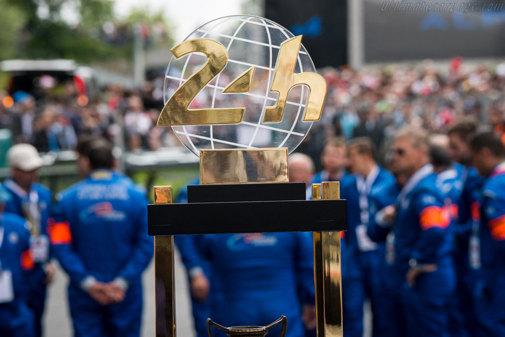 The Trophy    - 2016 24 Hours of Le Mans