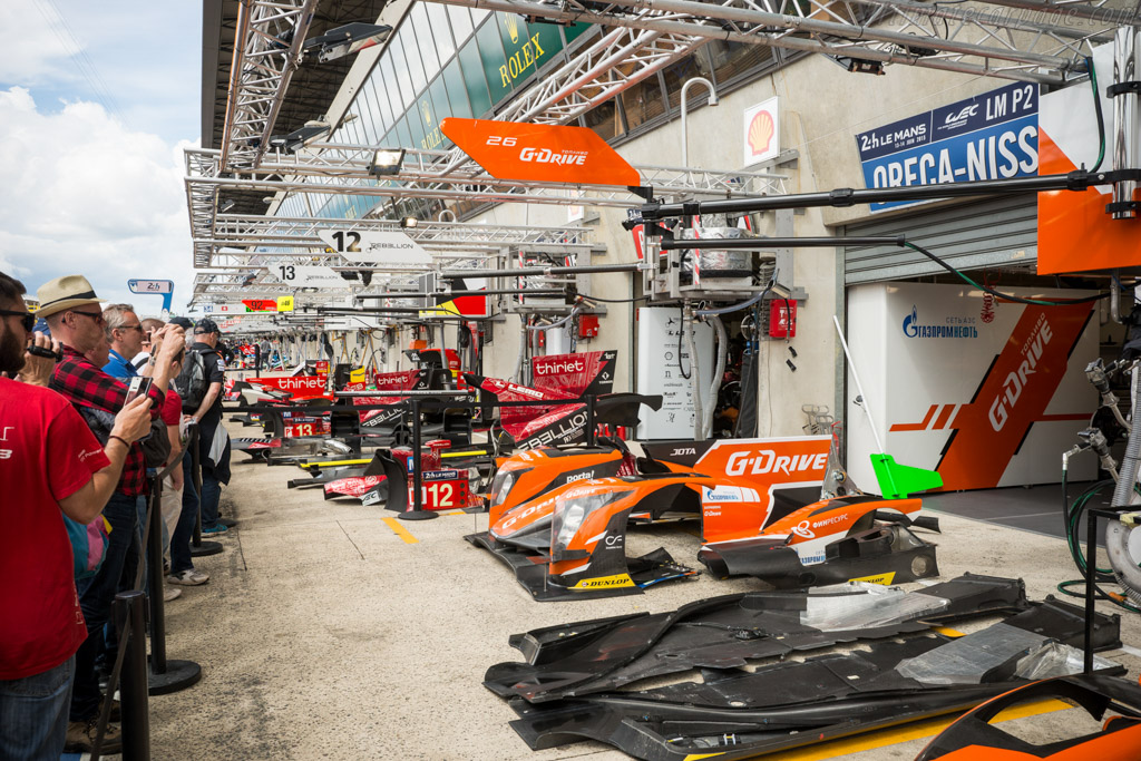 Welcome to Le Mans    - 2016 24 Hours of Le Mans
