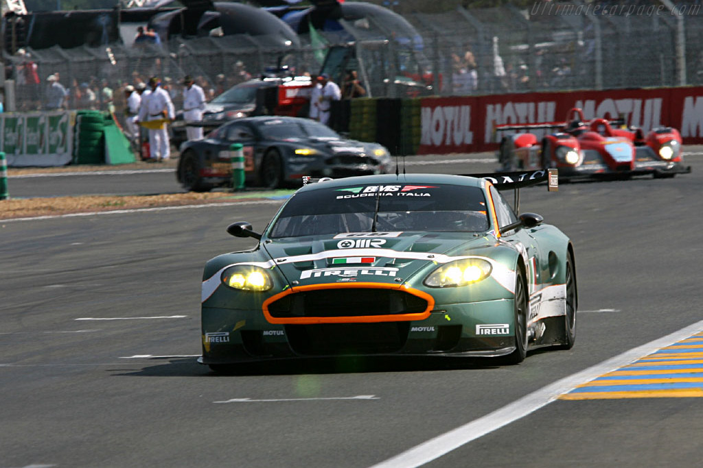 16 Minutes of Le Mans for BMS - Chassis: DBR9/9 - Entrant: BMS Scuderia Italia  - 2006 24 Hours of Le Mans