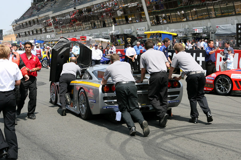 4 MP (Man Power) - Chassis: 031R - Entrant: ACEMCO Motorsports  - 2006 24 Hours of Le Mans
