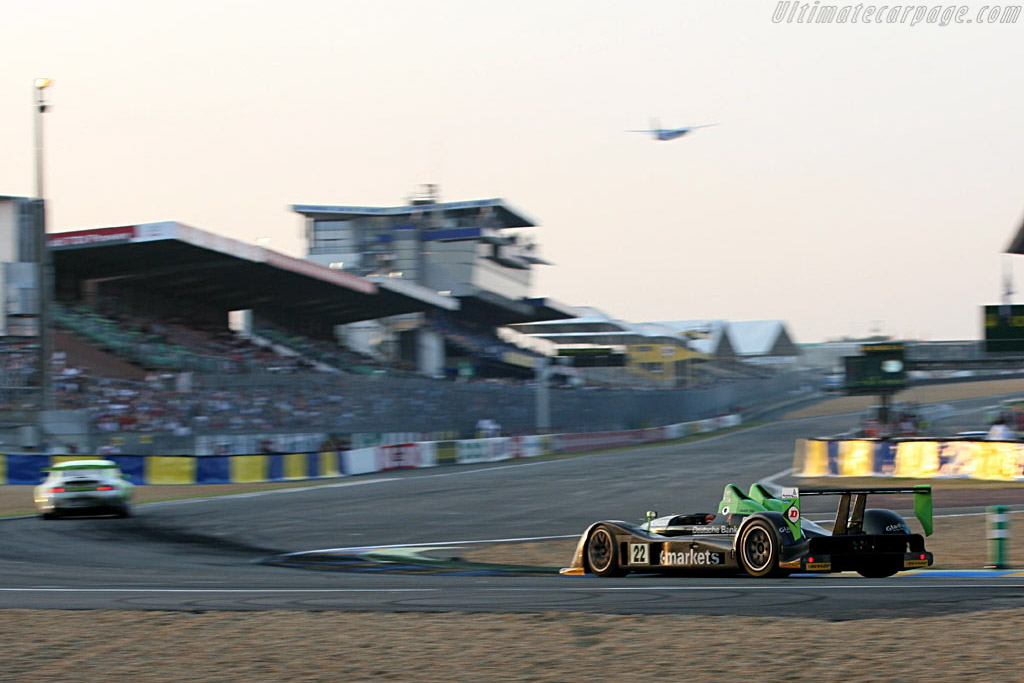 Airborne - Chassis: SR9001 - Entrant: Rollcentre Racing  - 2006 24 Hours of Le Mans