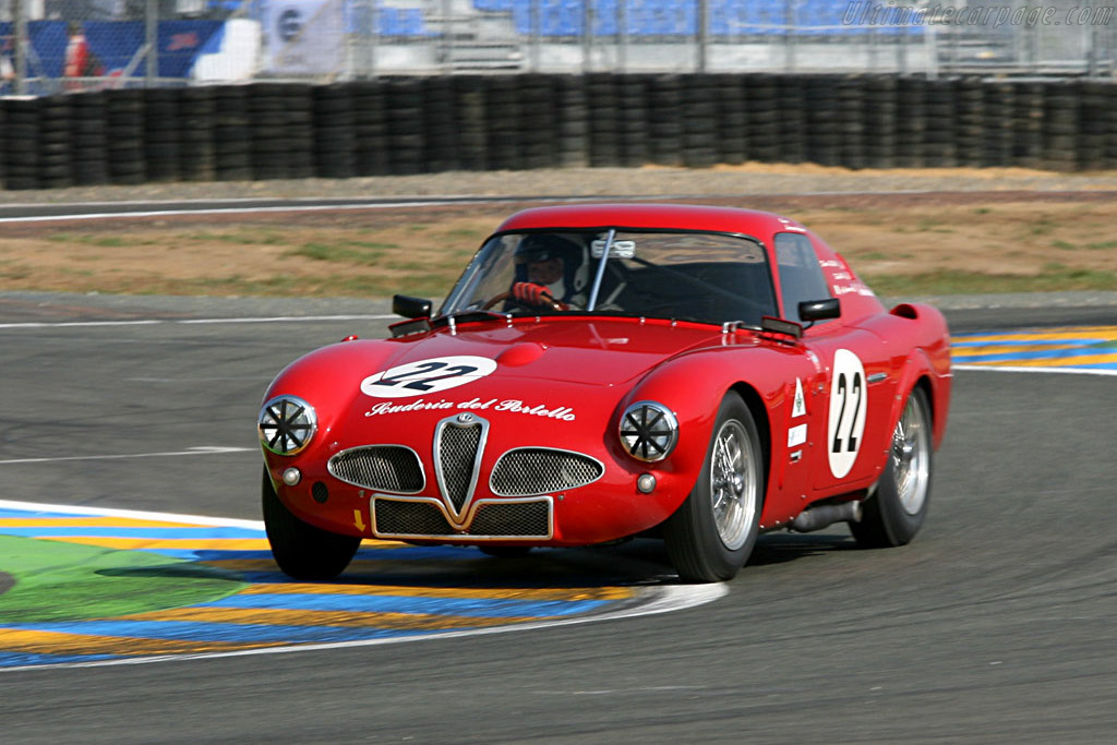 Alfa Romeo 6C 3000 CM - Chassis: 1362.00126   - 2006 24 Hours of Le Mans