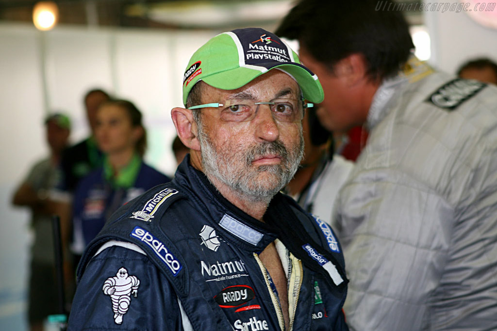 Another second place for Henri    - 2006 24 Hours of Le Mans