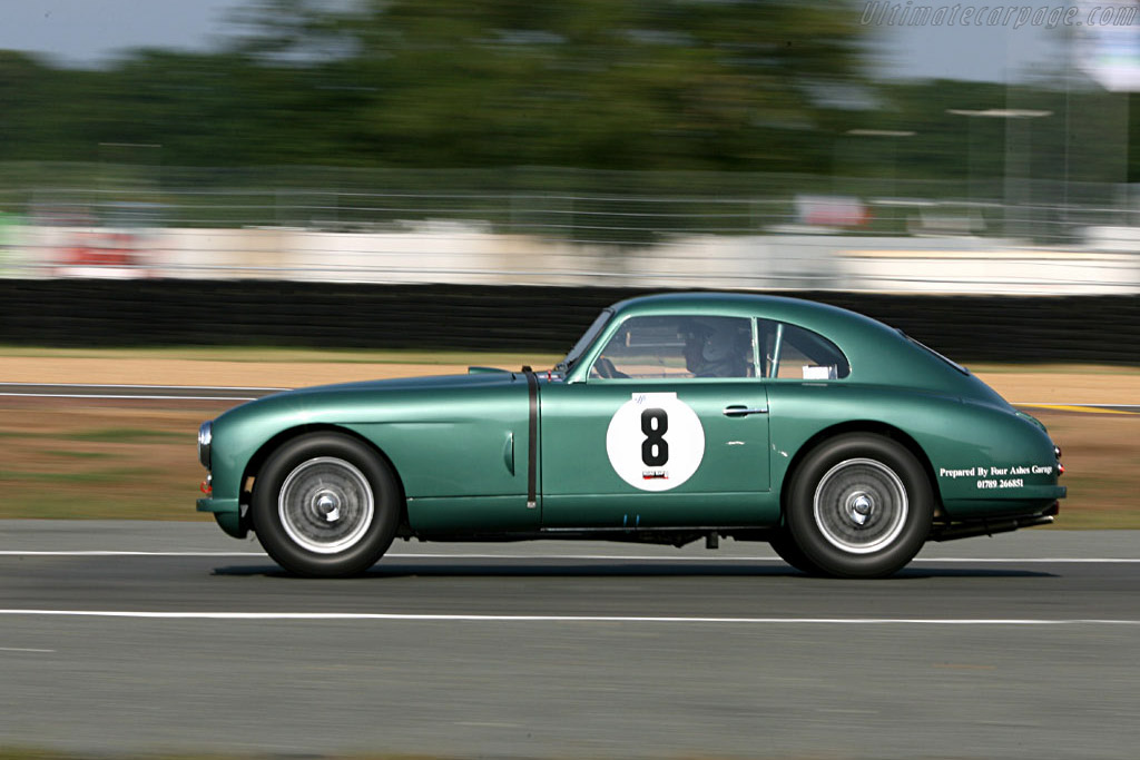 Aston Martin Db2 2006 24 Hours Of Le Mans