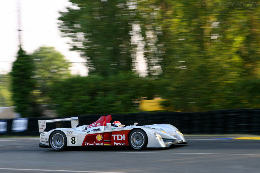 Audi R10 - Chassis: 102 - Entrant: Audi Sport Team Joest  - 2006 24 Hours of Le Mans