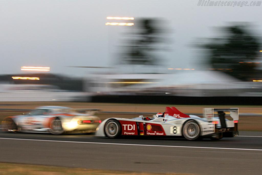 Audi power - Chassis: 102 - Entrant: Audi Sport Team Joest  - 2006 24 Hours of Le Mans