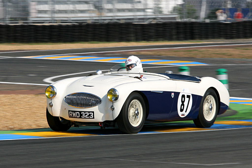 Austin Healey 100 S - Chassis: AHS 3704   - 2006 24 Hours of Le Mans