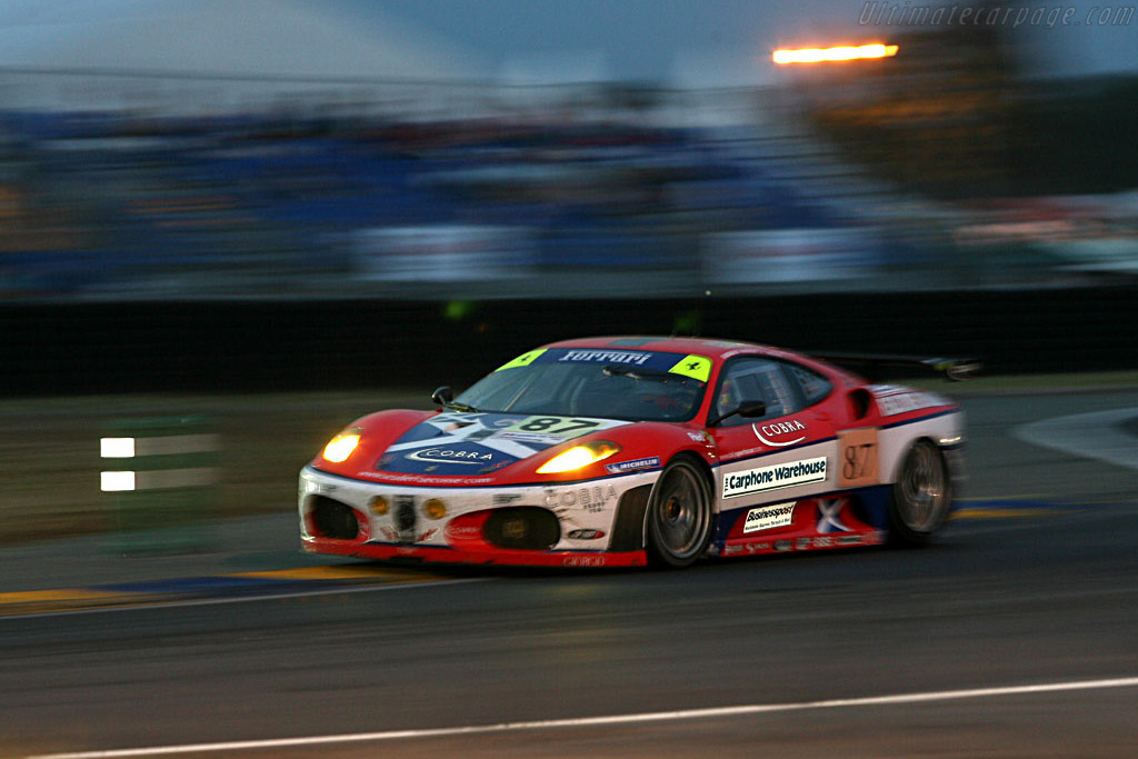 Best livery this year? - Chassis: 2418 - Entrant: Scuderia Ecosse  - 2006 24 Hours of Le Mans