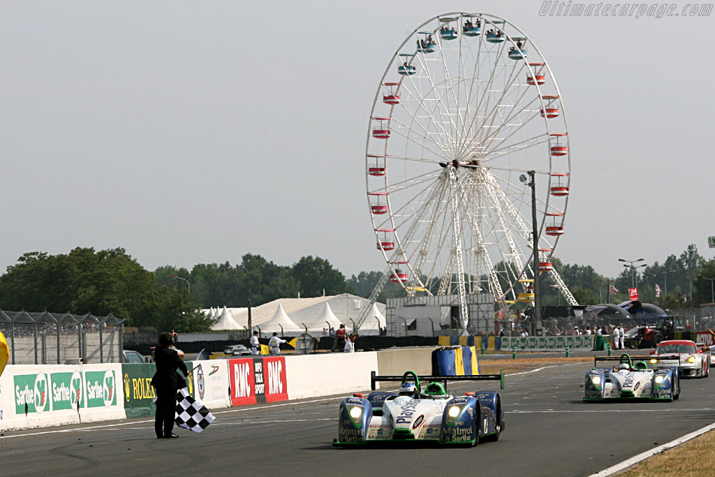 Best of the rest - Chassis: 3 - Entrant: Pescarolo Sport  - 2006 24 Hours of Le Mans