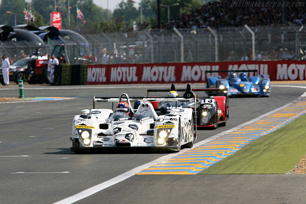 Best of the rest - Chassis: S101-05 - Entrant: Racing for Holland  - 2006 24 Hours of Le Mans