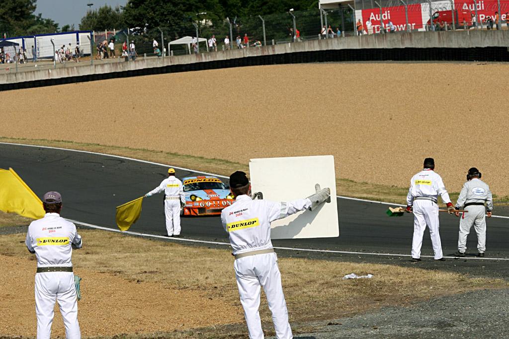 Brave men    - 2006 24 Hours of Le Mans
