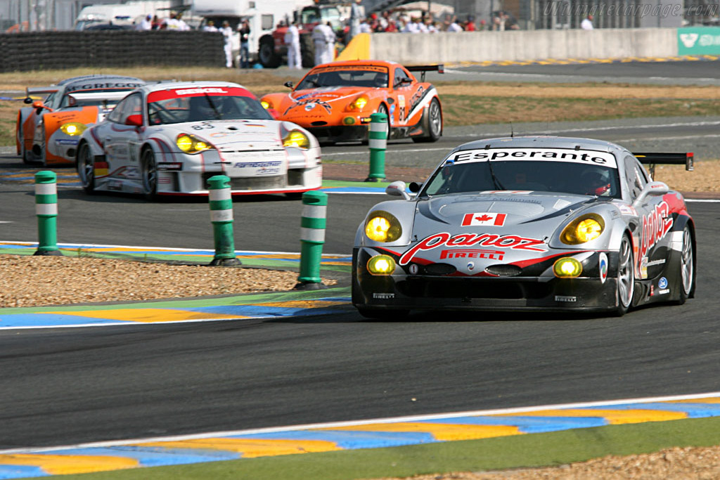 Canadian Bacon - Chassis: EGTLM 003b - Entrant: Multimatic Motorsports - Team Panoz  - 2006 24 Hours of Le Mans