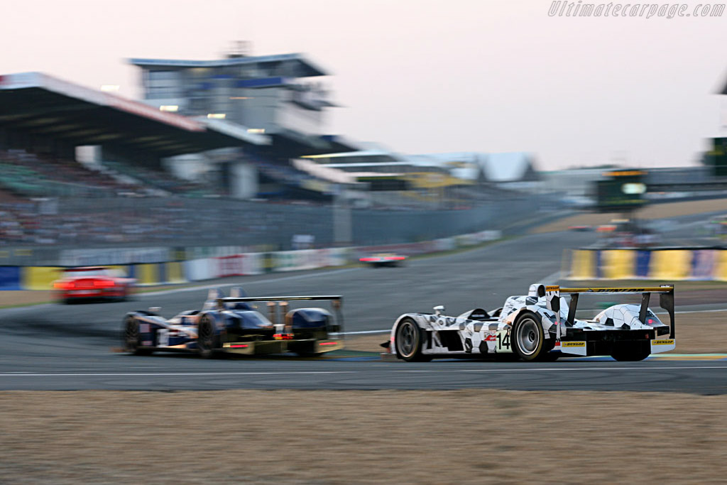 Chasing for Holland - Chassis: S101-05 - Entrant: Racing for Holland  - 2006 24 Hours of Le Mans