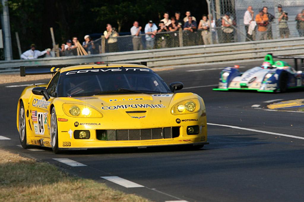 Chevrolet Corvette C6.R - Chassis: 004 - Entrant: Corvette Racing  - 2006 24 Hours of Le Mans