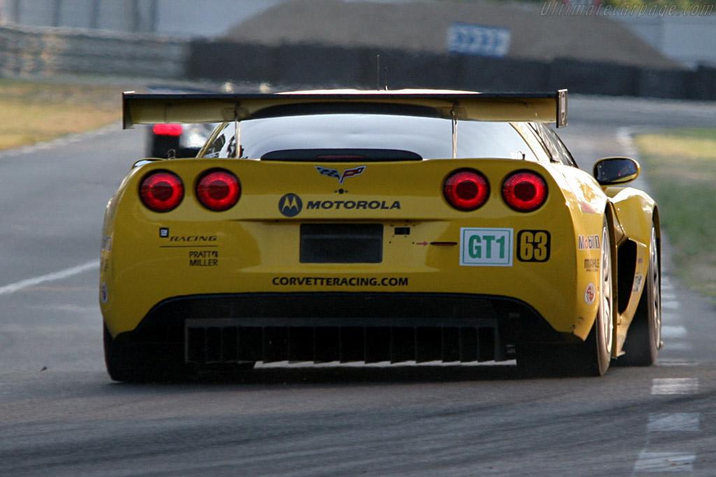 Chevrolet Corvette C6.R - Chassis: 003 - Entrant: Corvette Racing  - 2006 24 Hours of Le Mans