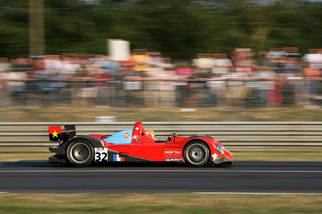 Courage C65 AER - Chassis: C60-12 - Entrant: Barazi Epsilon  - 2006 24 Hours of Le Mans