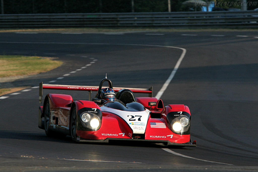 Courage C65 AER - Chassis: C60-9 - Entrant: Miracle Motorsports  - 2006 24 Hours of Le Mans